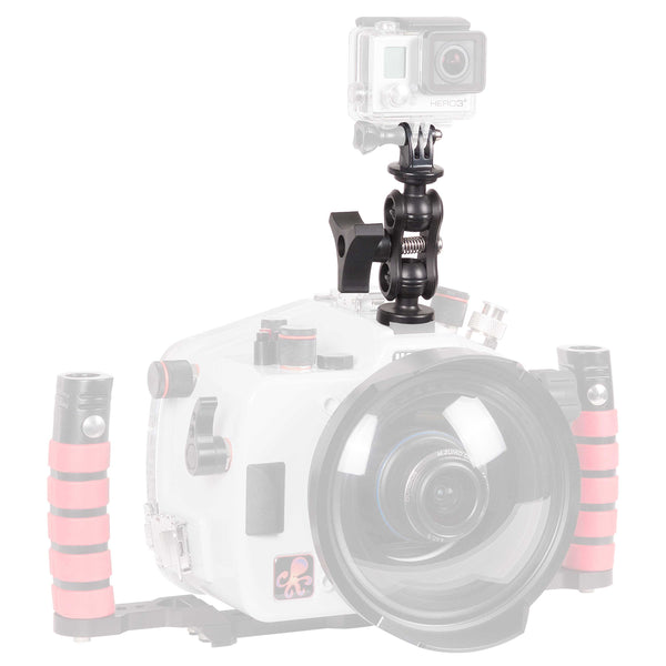 GoPro Mount Kit for DSLR Housing