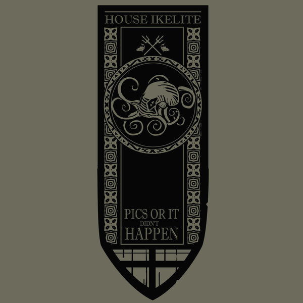 T-Shirt House Ikelite Banner Flag