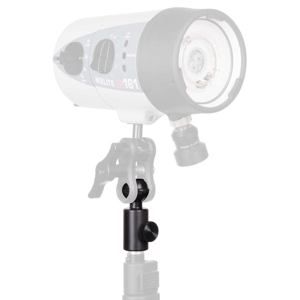 1-inch Ball Mount for Studio Light Stands