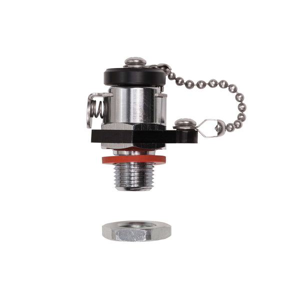 Vacuum Valve for 1/2 Inch Accessory Port and DSLR Top Mount
