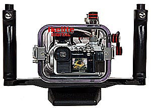 Underwater Housing for Sony F707