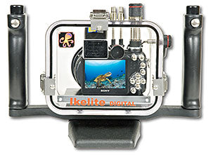 Underwater Housing for Sony H5