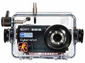 Underwater Housing for Sony P100, P120, P150