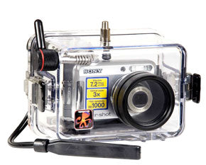 Underwater Housing for Sony S650