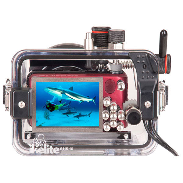 Underwater Housing for Sony Cyber-shot H90, HX10