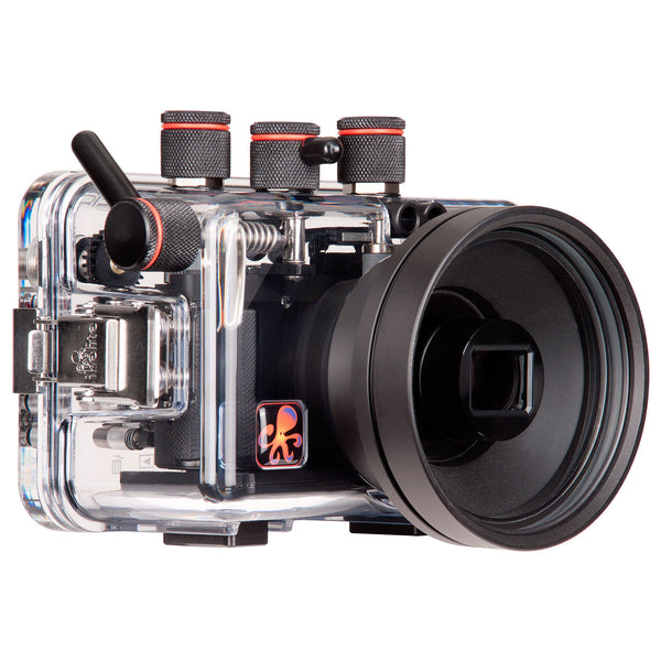 Underwater Housing for Sony Cyber-shot HX80, HX90, HX99, HX90V, WX500