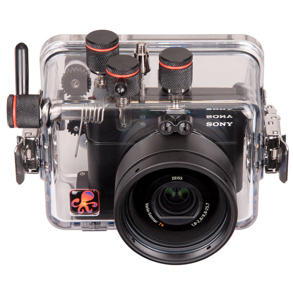 Underwater Housing for Sony Cyber-shot RX100 Mark IV