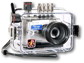 Underwater Housing for Olympus FE-130, FE-140
