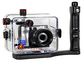 Underwater Housing for Olympus SP-310, SP-320