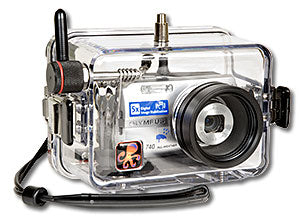 Underwater Housing for Olympus Stylus 750 (Mju 750)