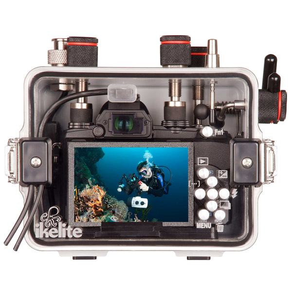 Underwater Housing for Olympus Stylus 1s