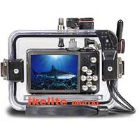 Underwater Housing for Canon PowerShot A2000 IS, A2100 IS