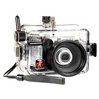 Underwater Housing for Canon PowerShot A570 IS