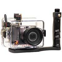 Underwater Housing for Canon PowerShot A650 IS