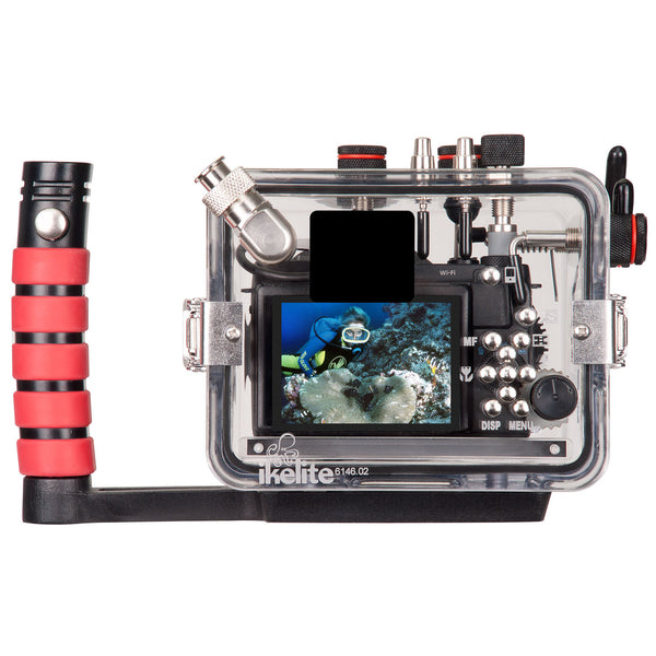 Underwater Housing for Canon PowerShot G1 X Mark II