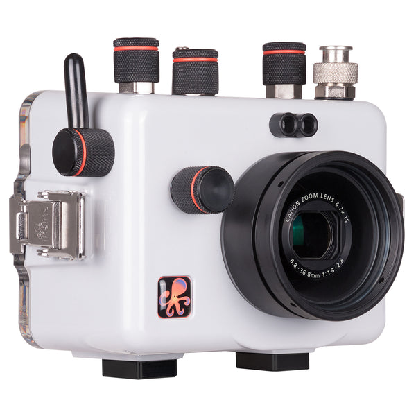 Underwater Housing for Canon PowerShot G5 X