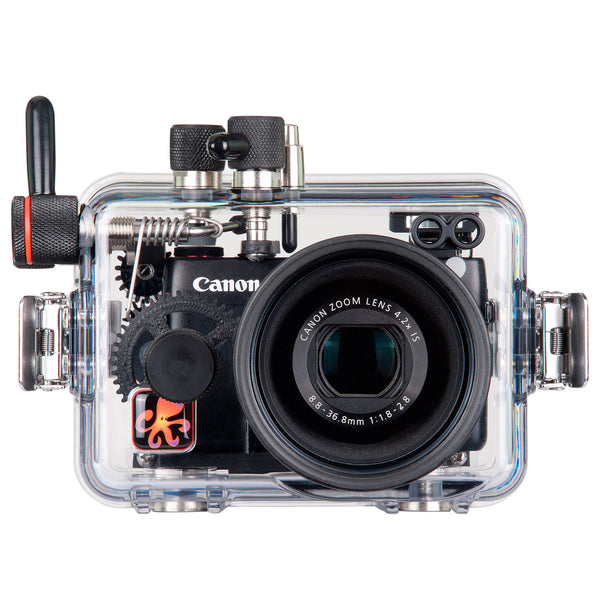 Underwater Housing for Canon PowerShot G7 X