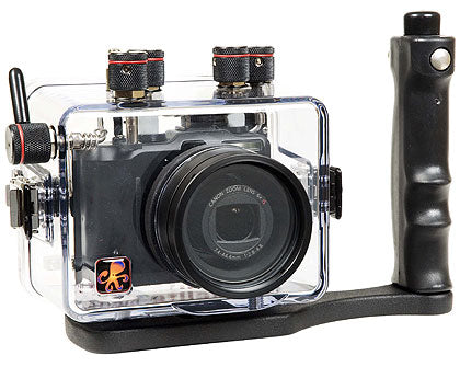 Underwater Housing for Canon PowerShot G7
