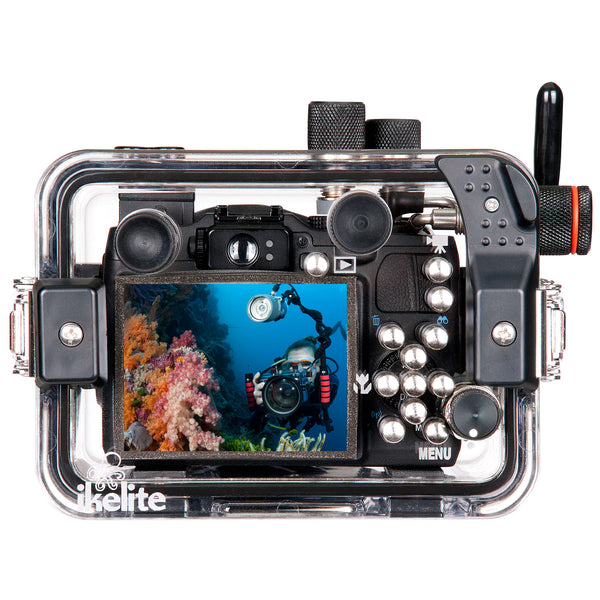Underwater Housing for Canon PowerShot G16 Non-TTL
