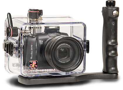 Underwater Housing for Canon PowerShot SX110 IS, SX120 IS