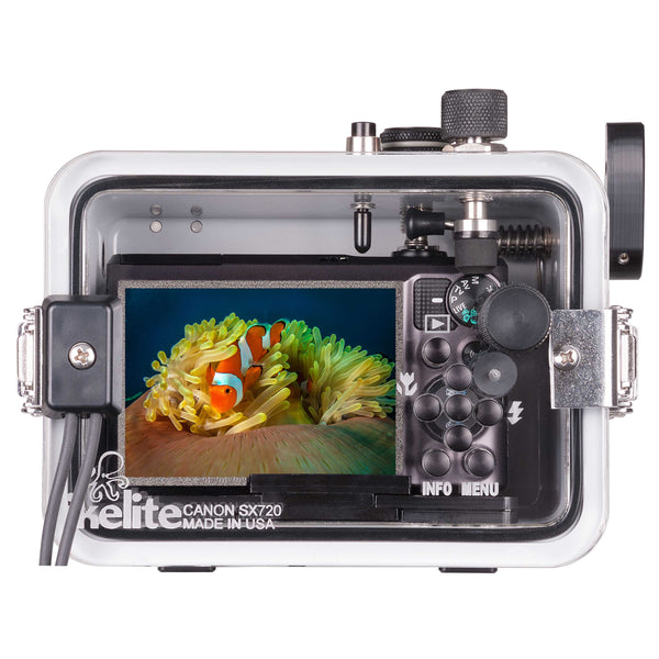 Underwater Housing for Canon PowerShot SX720 HS