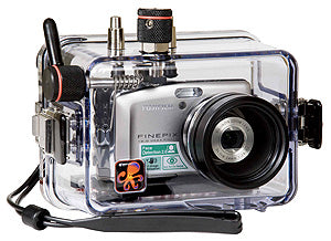 Underwater Housing for Fujifilm F-50fd Zoom