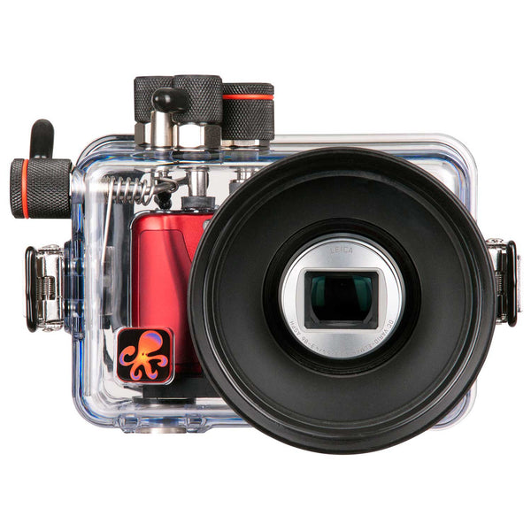 Underwater Housing for Panasonic Lumix ZS20, TZ30, Leica V-LUX 40