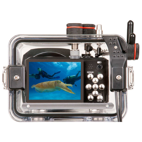 Underwater Housing for Panasonic Lumix ZS30 TZ40 TZ41
