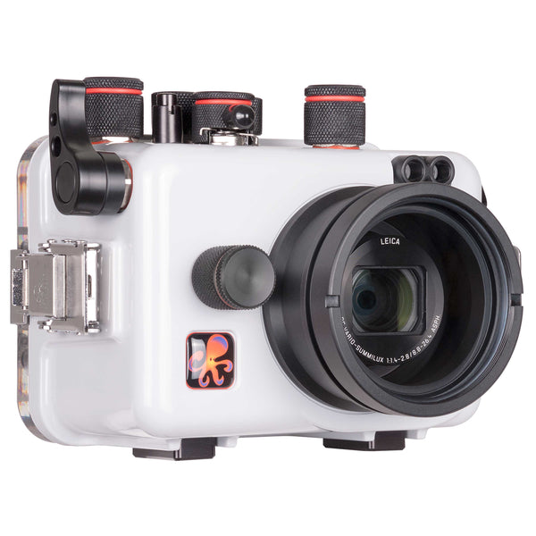 Underwater Housing for Panasonic Lumix LX10, LX15 Digital Cameras