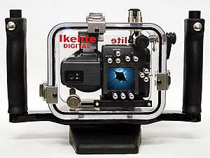 Underwater Housing for Nikon COOLPIX 995