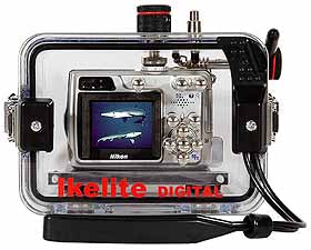 Underwater Housing for Nikon COOLPIX 5900, 7900