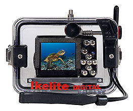 Underwater Housing for Nikon COOLPIX L1