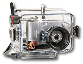 Underwater Housing for Nikon COOLPIX L2, L3