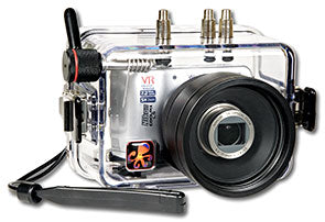Underwater Housing for Nikon COOLPIX L5