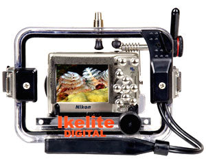 Underwater Housing for Nikon COOLPIX L11