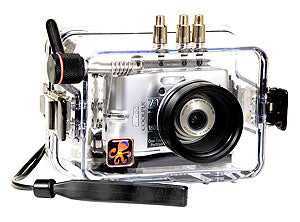 Underwater Housing for Nikon COOLPIX L12