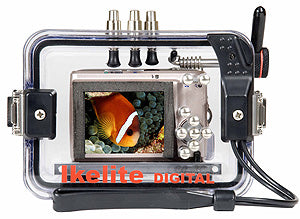 Underwater Housing for Nikon COOLPIX L15