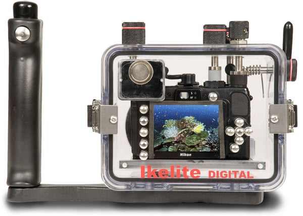 Underwater Housing for Nikon COOLPIX P6000