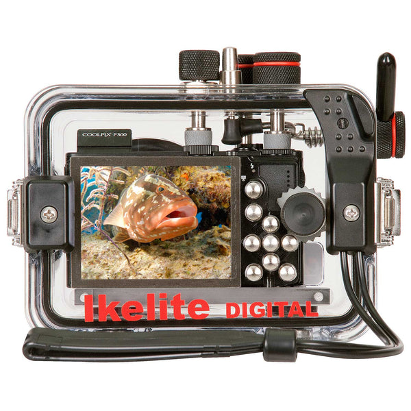 Underwater Housing for Nikon COOLPIX P300 P310
