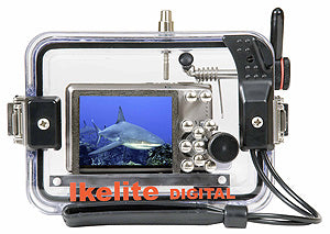 Underwater Housing for Nikon COOLPIX S700