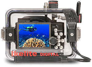 Underwater Housing for Nikon COOLPIX S8000