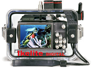 Underwater Housing for Nikon COOLPIX S8100