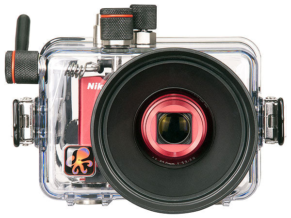 Underwater Housing for Nikon COOLPIX S8200