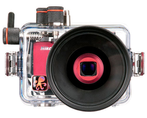 Underwater Housing for Nikon COOLPIX S9500