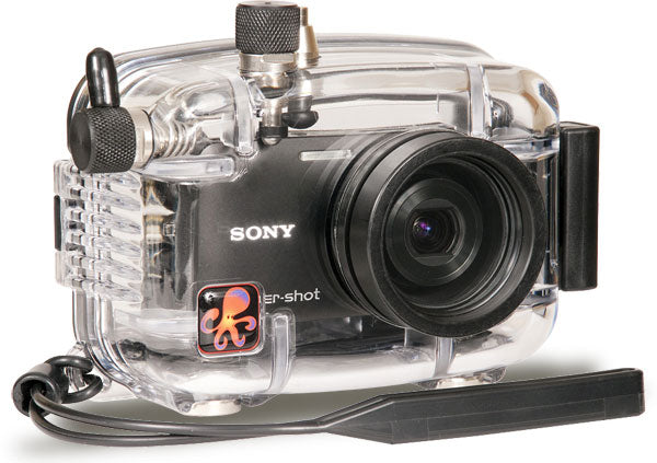 Underwater Housing for Sony Cyber-shot WX5