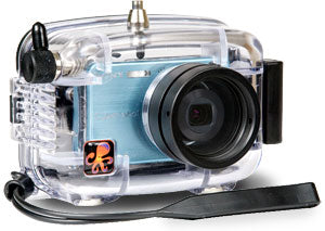 Underwater Housing for Sony Cyber-shot W300