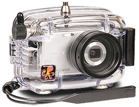 Underwater Housing for Sony Cyber-shot W220