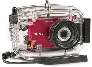 Underwater Housing for Sony Cyber-shot W330