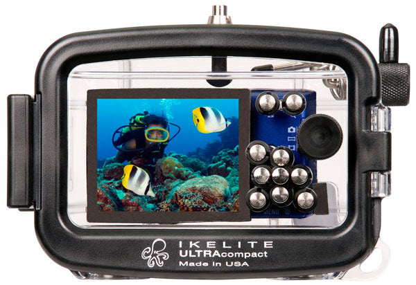 Underwater Housing for Sony Cyber-shot W610