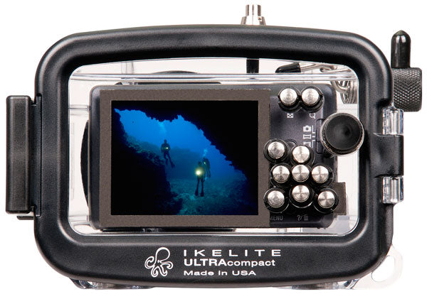 Underwater Housing for Sony Cyber-shot W620